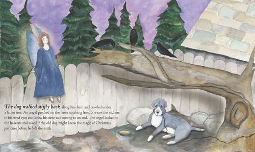Old Dog and the Christmas Wish – Christmas Wish Sample